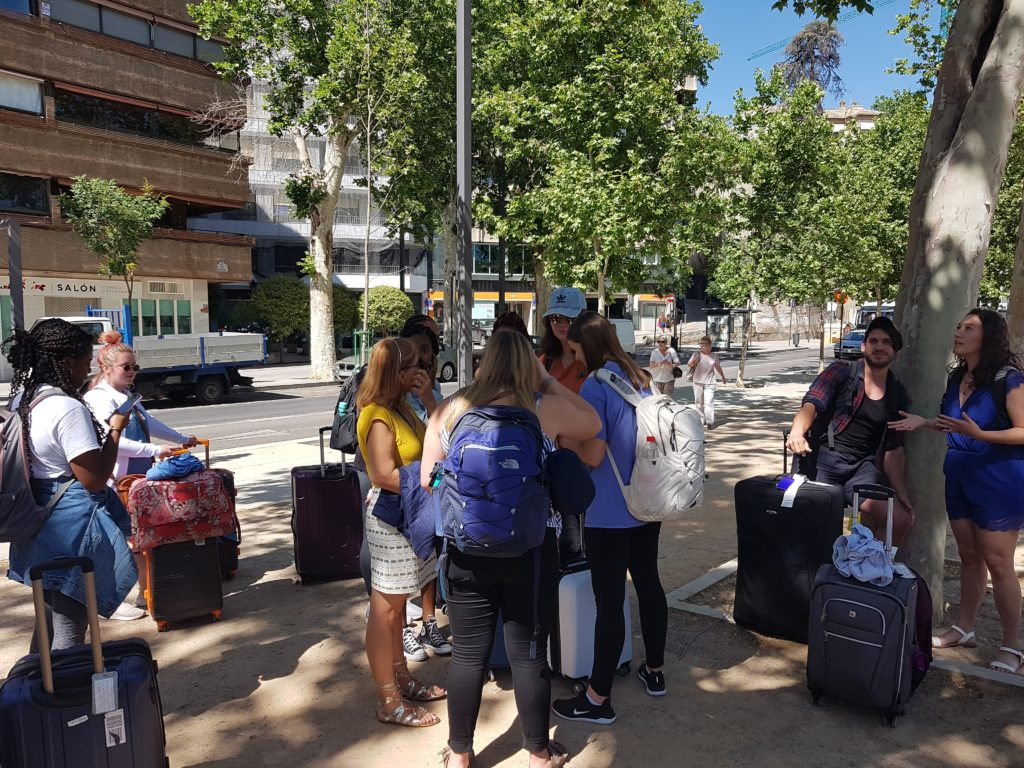 20190530 164703 1024x768 - MY JOURNEY ABROAD: SUMMER PROGRAM IN GRANADA